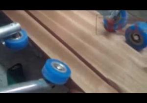 Embedded thumbnail for Máy dán con lăn hai chức năng
