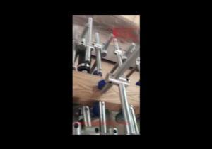 Embedded thumbnail for Máy dán con lăn dán Veneer bọc khuôn