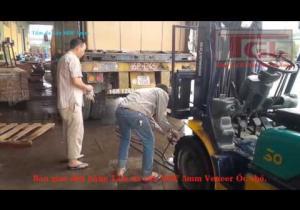 Embedded thumbnail for Bàn giao Container Tấm MDF 5mm Veneer Óc chó