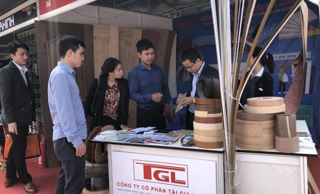 Công ty Tài Gia Long tham gia hội chợ triển lãm vật liệu xây dựng Vietbuild ngày đầu tiên