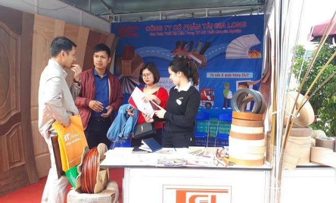 TGL tham gia hội chợ triển lãm vietbuild ngày thứ 2