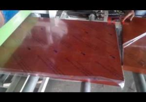 Embedded thumbnail for Máy cán màng PVC bọc cửa gỗ công nghiệp