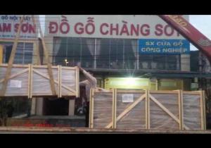 Embedded thumbnail for Bàn giao đơn hàng tấm da cửa 2 Pano phủ veneer Ash - Tần bì cho đơn vị sản xuất cửa gỗ công nghiệp tại Thạch Thất, Hà Nội.