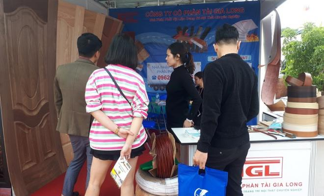 Công ty Tài Gia Long tham gia hội chợ triển lãm vật liệu xây dựng Vietbuild ngày thứ tư